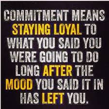 Are You Committed to Your Own Success?